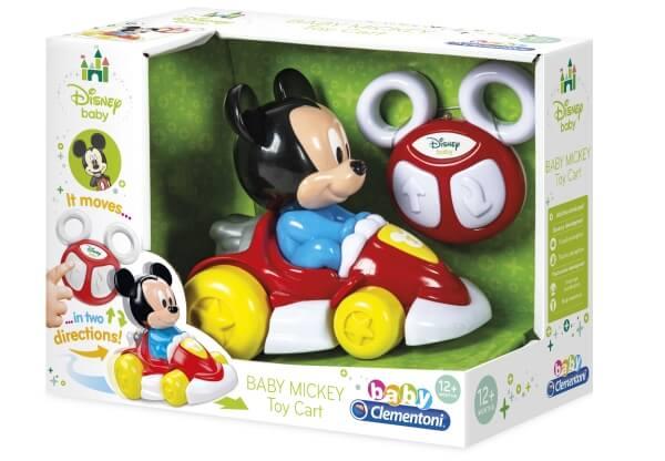 Clementoni Baby Mickey RC Kart Kleinkindspielzeug
