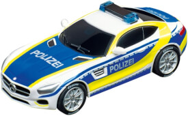 CARRERA GO!!! - Mercedes-AMG GT Coupé Polizei