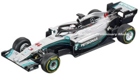 CARRERA DIGITAL 143 - Mercedes-AMG F1 W09 EQ Power+ ''L.Hamilton, No.44''