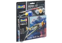 REVELL Model Set Focke Wulf Fw190 F-
