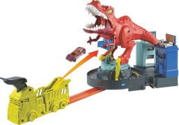 Mattel GFH88 Hot Wheels City T-Rex Rampage
