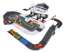 Majorette Porsche Experience Center + 5 vehicles