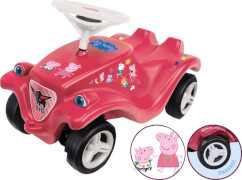BIG-Bobby-Car Peppa Pig