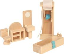 Puppenhausmöbel Badi