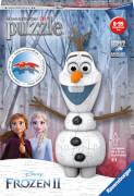 Ravensburger 11157 Puzzelball Disney Frozen Olaf 54 Teile