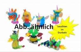 Spin Master Bunchems Drachen/Einhörner, sortiert