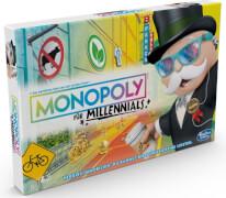 Hasbro E4989100 MONOPOLY MILLENNIAL EDITION