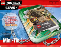 LEGO Ninjago 4 Mini-Tin 1