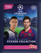 UEFA Champions League Sticker 2019/2020