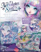 Nebulous Stars Strass nach Zahlen - Winter
