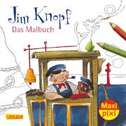 Maxi Pixi 269: Jim Knopf-Das Malbuch