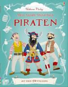 Anzieh-Stickerbuch PIRATEN