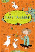 Arena - Mein Lotta-Leben Band 3: Hier steckt der Wurm drin! Lesebuch, 168 Seiten, ab 9 Jahren