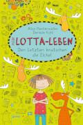 Arena - Mein Lotta-Leben Band 6: Den Letzten knutschen die Elche! Lesebuch, 160 Seiten, ab 10 Jahren