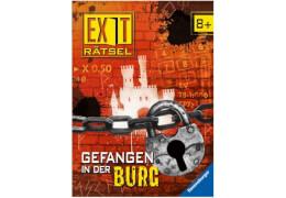 Ravensburger 55554 Exit-Rätsel: Gefangen in der Burg, ab 8 Jahren