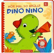 Hör mal, so brüllt Dino Nino (Soundbuch)