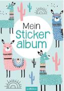 Display Mein Stickeralbum
