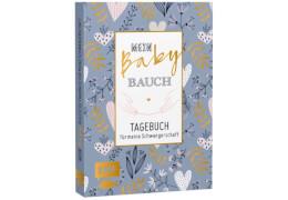 Mein Babybauch # Tagebuch für meine Schwangerschaft