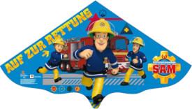 ''Feuerwehrmann Sam<br>Kinderdrachen''