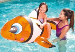 Reittier Clown Fish ca. 157x94cm