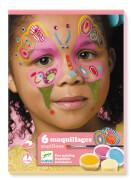 Kinderschminke Set: Schmetterlinge