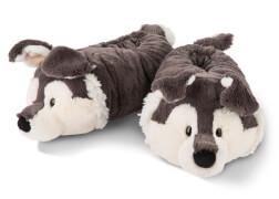 Hausschuhe Husky Swante figür